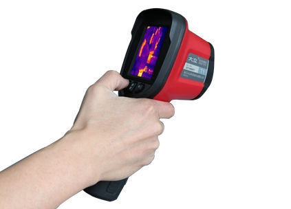 Top level T1 Handheld infrared thermal imager at DALI TECHN