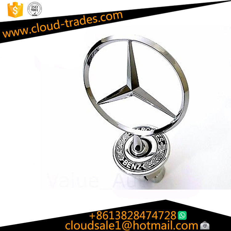 Wholesale Mercedes-Benz Hubcap Hub Center Cap Standard Modified Apple Tree AMG Mercedes-Benz Hubcap Symbol 134mm