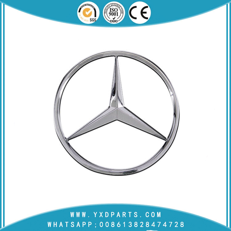 Mercedes-Benz accessories for a Mercedes-Benz W176 car logo 80 mm back cover tail mark
