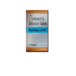 Buy MyHep-LVIR (Ledipasvir and Sofosbuvir) Tablet at Affordable Price