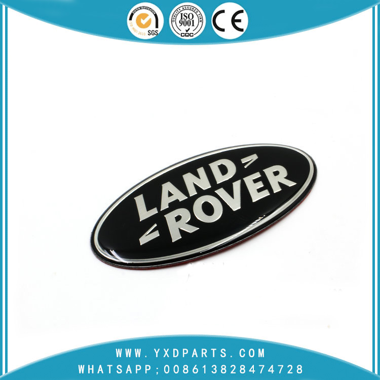 Land Rover Sign Sticker Car Logo Tail Mark Letter Car Sticker Aurora Discovery God Line Discovery 4 After Logo emblem