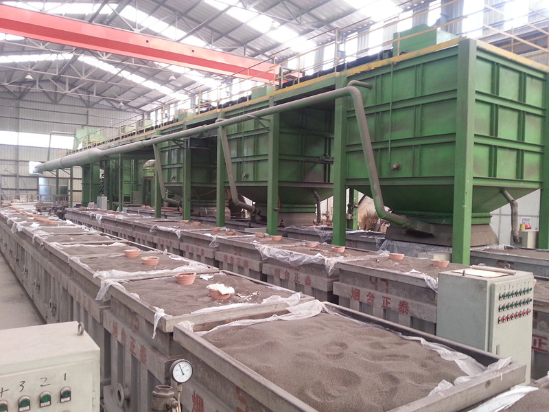Lost Foam Machine Supplier in China