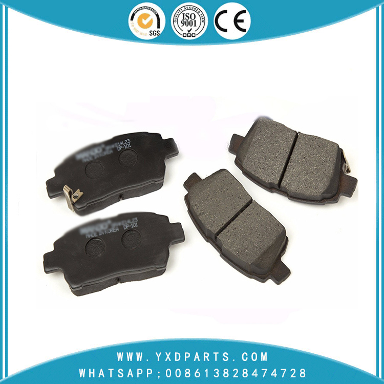 China Brake pads factory wholesale oem 04465-0D020 for toyota
