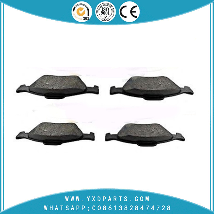 Japanese car Brake pads oem 04465-0D050 factory wholesale for toyota daihatsu