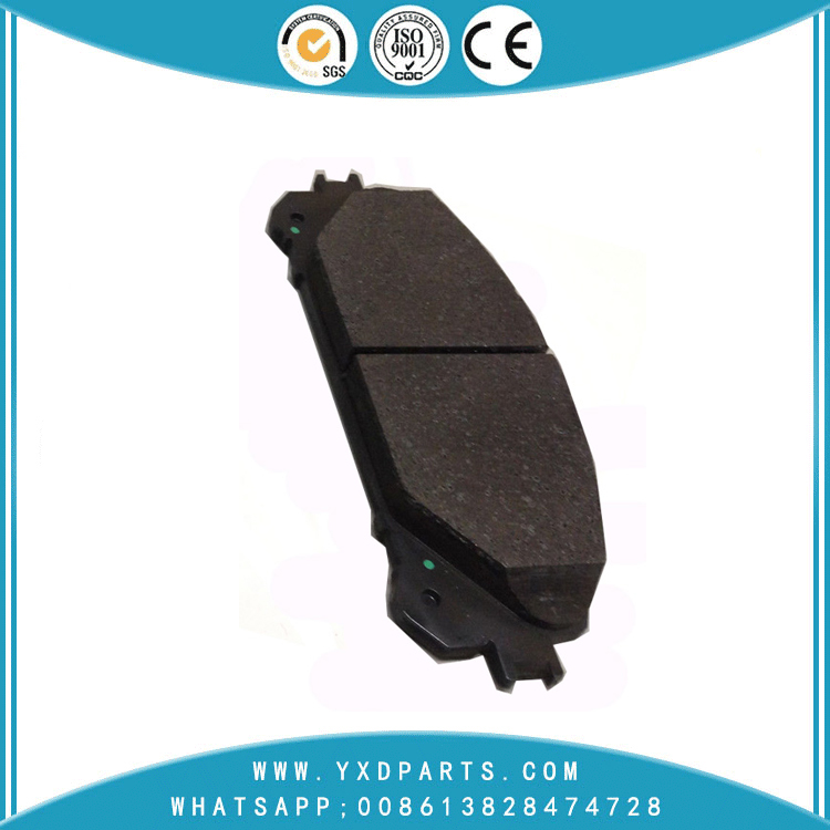 Toyota LEXUS car Brake pads oem 04465-0E010
