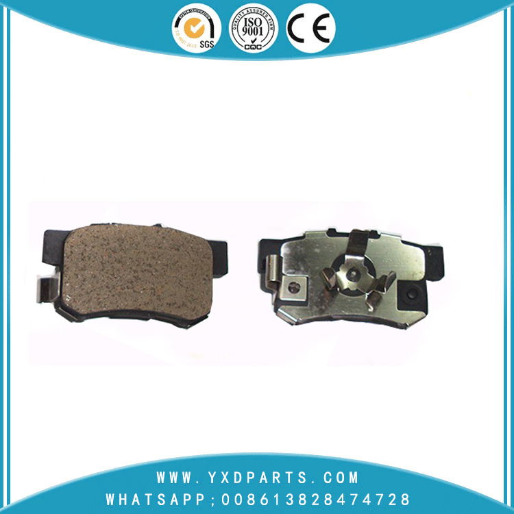 Japanese Honda EDIX ACCORD CR-V car Brake pads oem 43022-S9A-010
