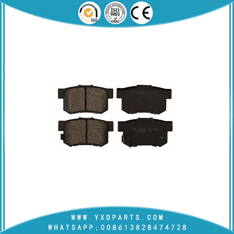 Auto Brake Pad Manufacturers oem 43022-S84-A50 for SUZUKI Honda