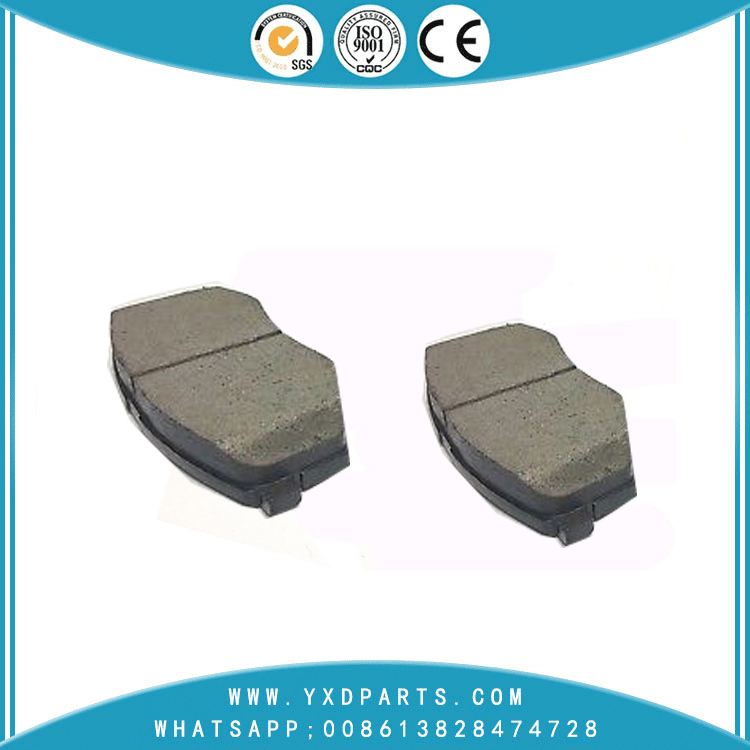 Korean car brake pads oem 58101-2sa30 for Hyundai ix20