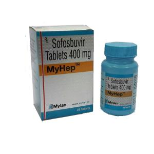 Buy MyHep (Sofosbuvir) Tablet at Affordable Price