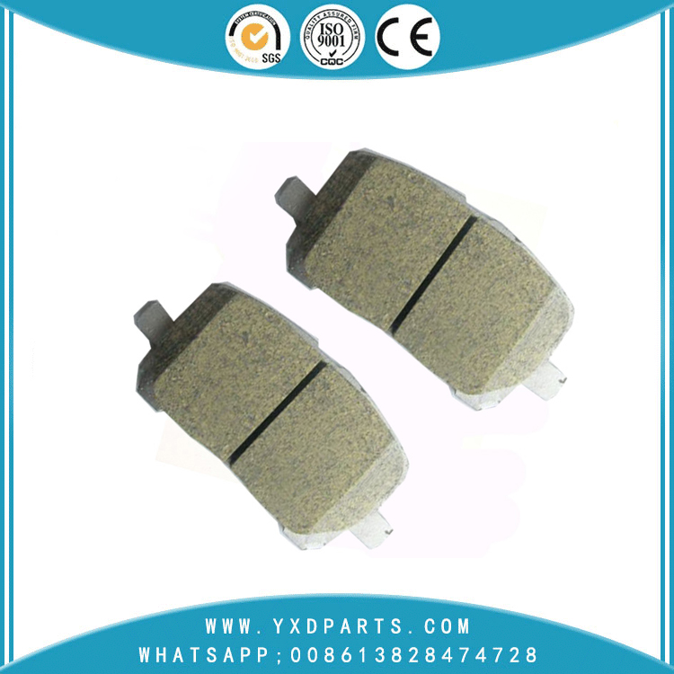 Japanese car brake pad wholesale oem 04465-02070 for Toyota picnic