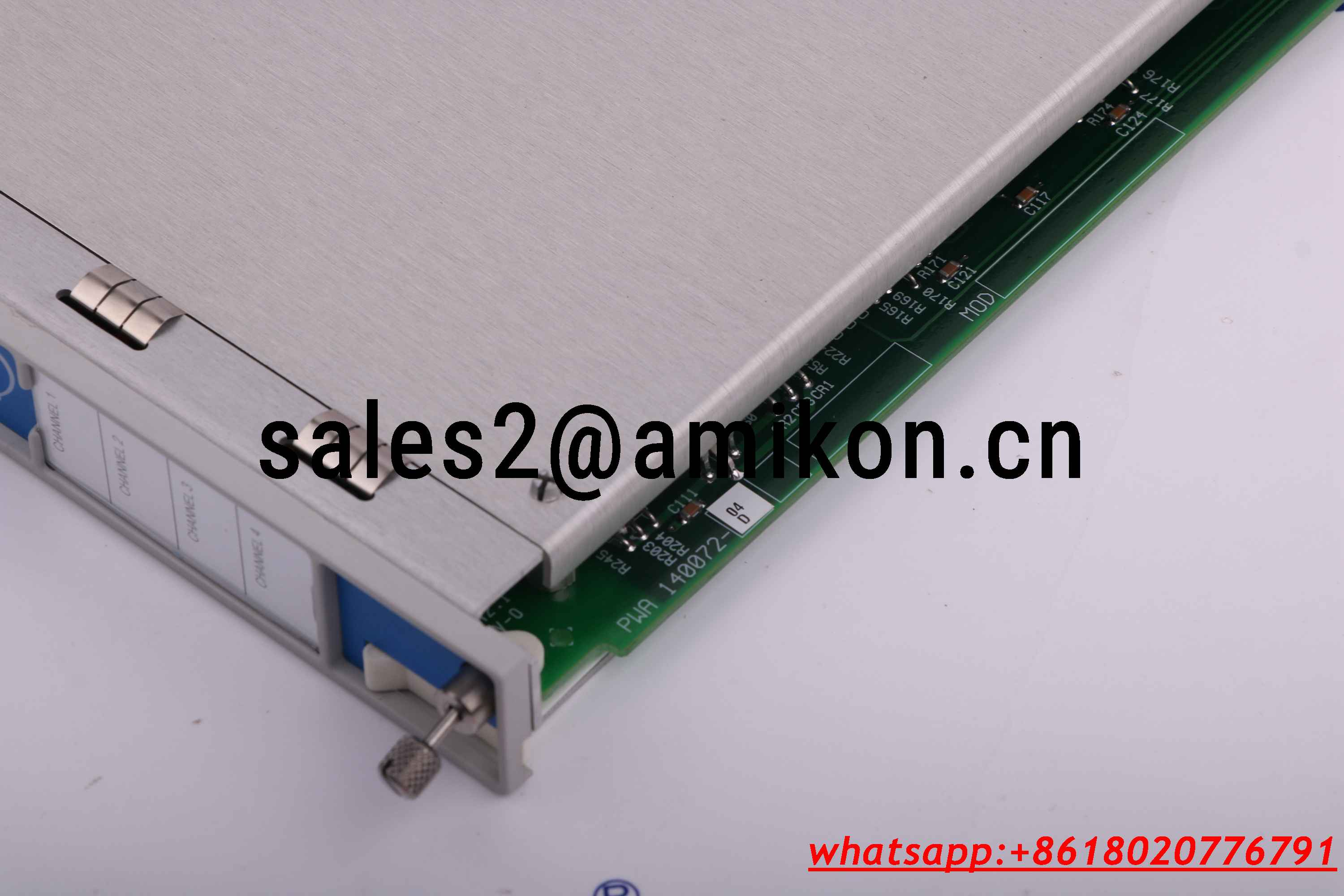 3500/40M Front Monitoring Module 176449-01