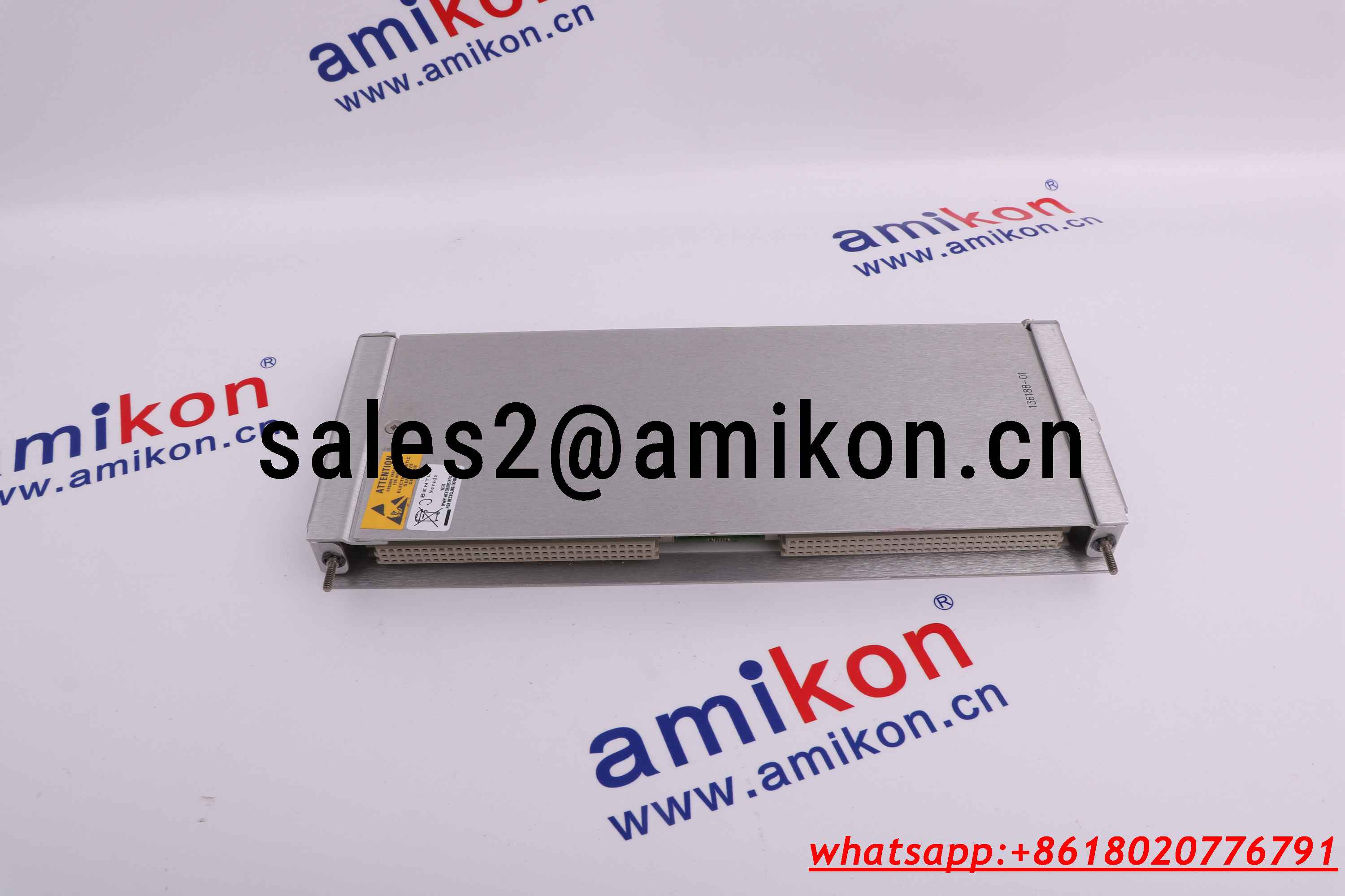 Frame Interface Module 3500/22-01-02-00 138607-01 After 146031-02