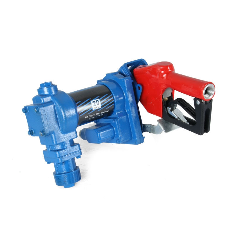 You can choose diesel transfer pump which has a good repu