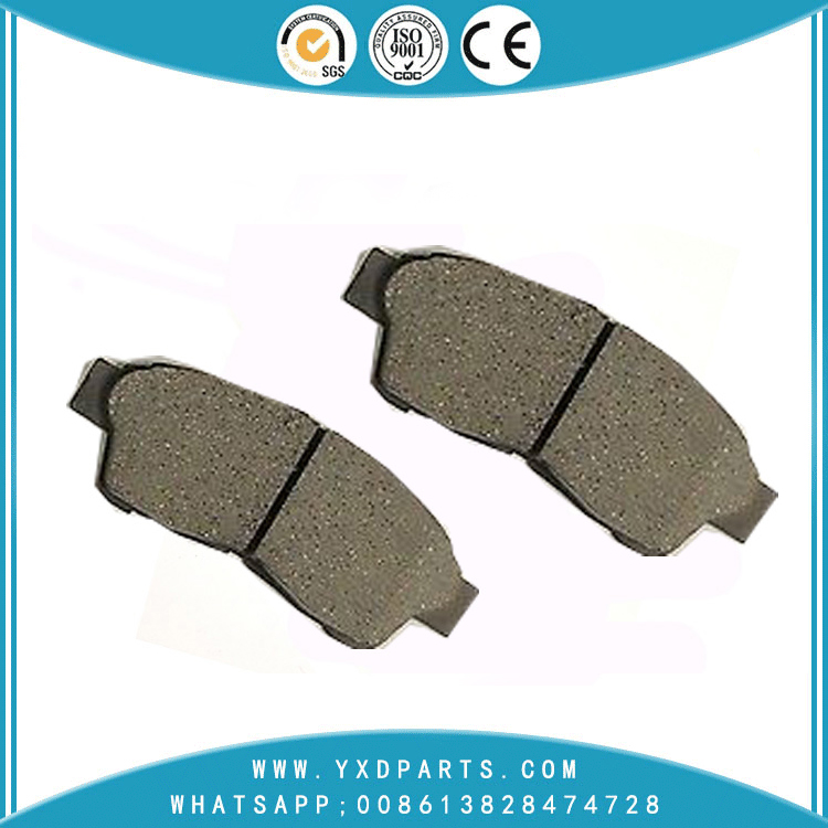 Auto brake pads oem 04465-05010 for HOLDEN TOYOTA
