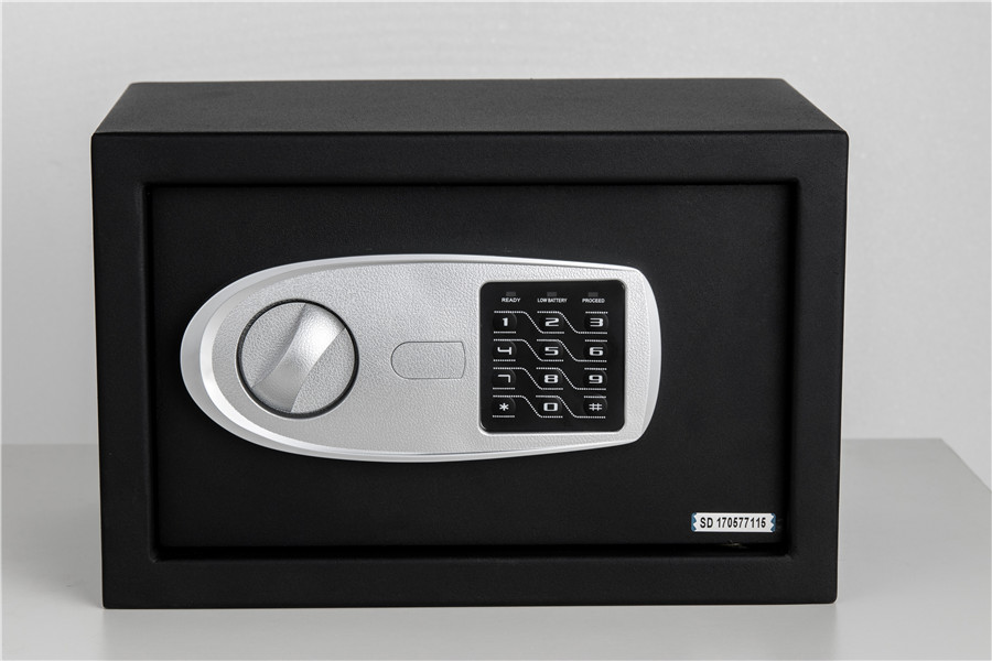 digital safe box electronic lock with emergency key