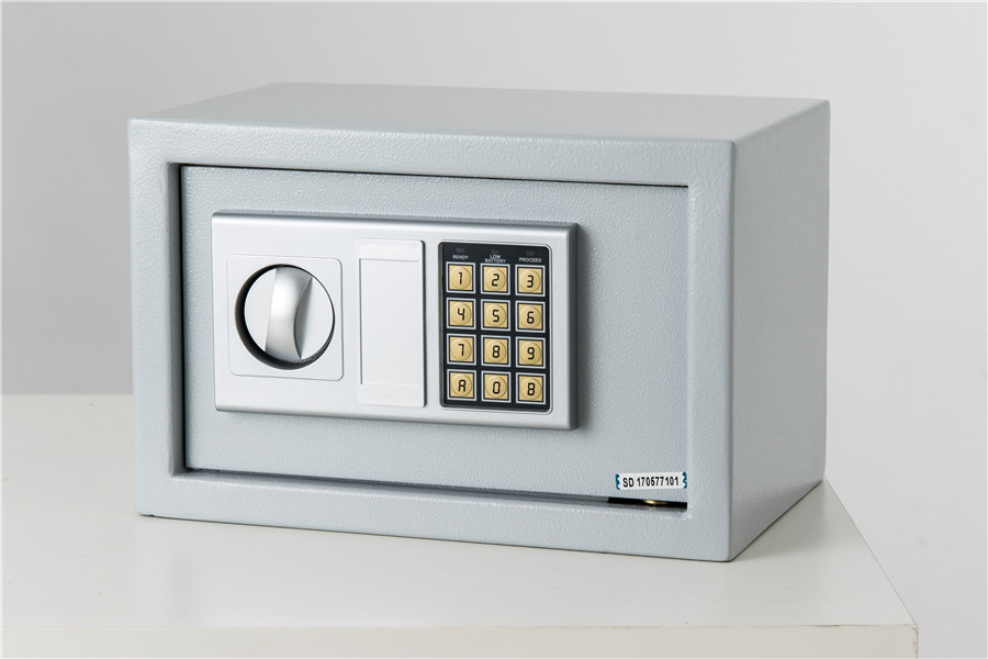 Cheap safe box with electronic digits lock for classic design