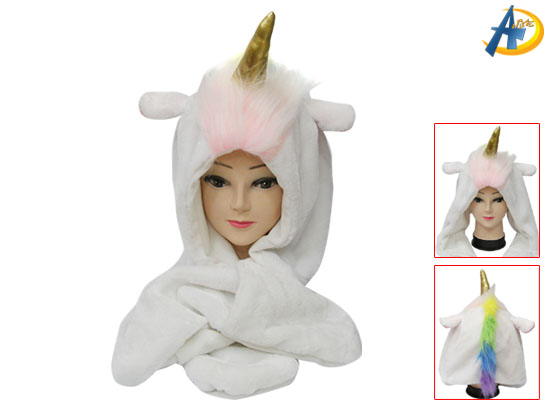 Despicable Me Unicorn movie Plush Hat Cap