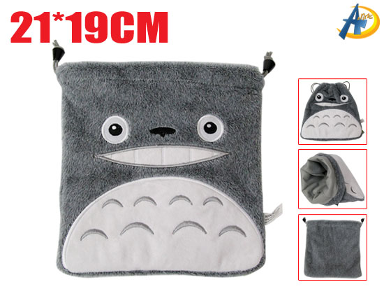 My neighbor totoro anime plush bag