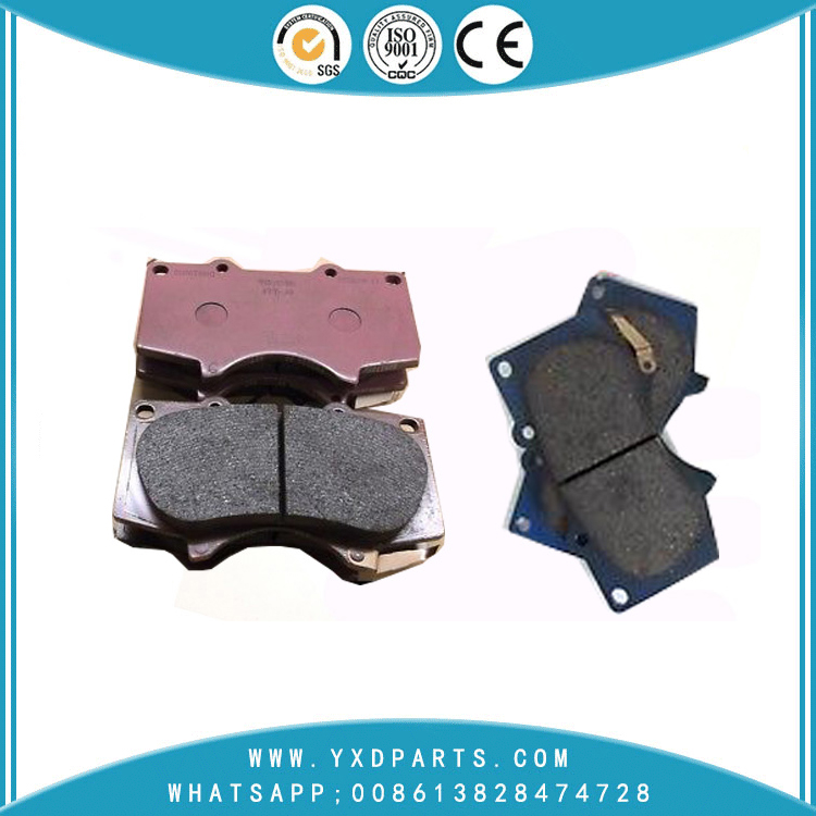 car Brake Pad manufacturer oem 04465-35290 for toyota LEXUS