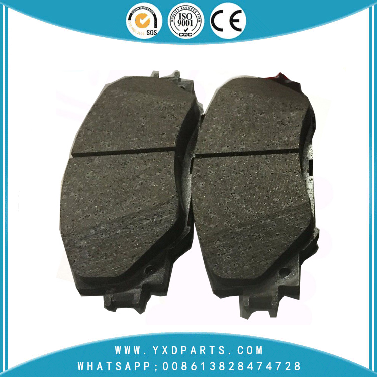 Brake Pad manufacturer oem 04465-35290 for toyota LEXUS SUBARU car