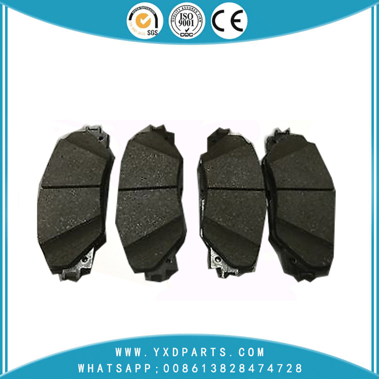 Brake Pad manufacturer oem 04465-42180 for toyota RAV 4 PRIUS PREMIO MATRIX MARK AURIS