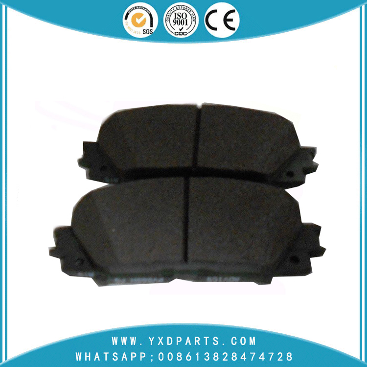 TOYOTA LEXUS SCION car Brake Pad manufacturer oem 04465-47070