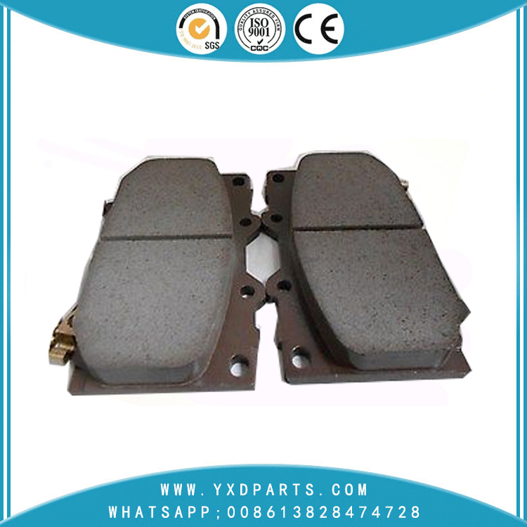 car Brake Pad oem 04465-60220 oem bmw LEXUS TOYOTA