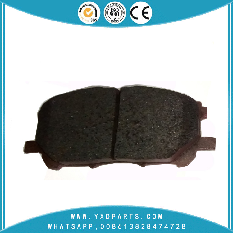 Japanese car Brake Pad oem 04465-60230 oem LEXUS TOYOTA