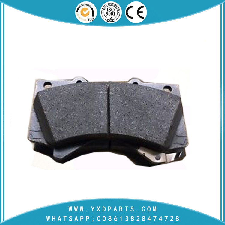 Japanese car Brake Pad oem 04465-60280 for LEXUS LX TOYOTA LAND