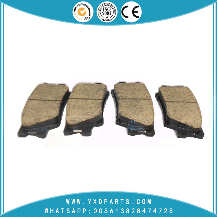 wholesale cheap brake pad factory oem  for LEXUS TOYOTA
