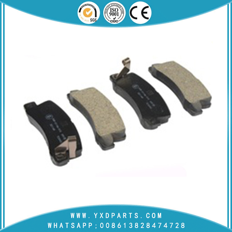wholesale cheap brake pad Set disc brake factory oem 04466-20100 for LEXUS TOYOTA