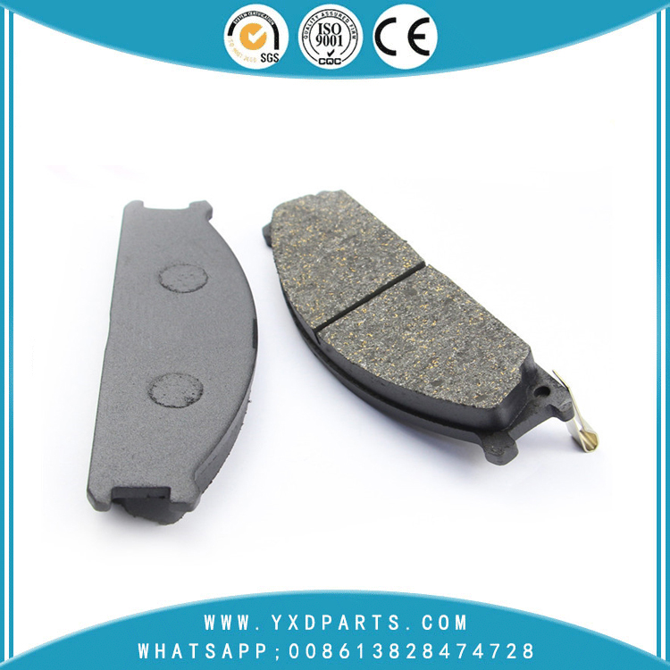 car Brake pad manufacturer oem 41000-10G08 for NISSAN URVAN D21 PICKUP TERRANO