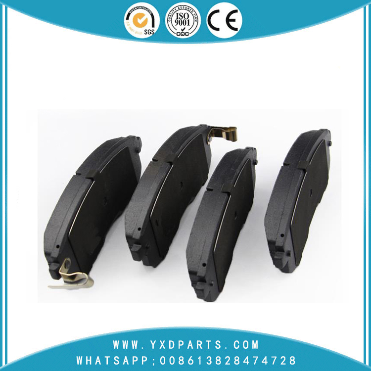 car Brake pad manufacturer oem 41000-10G08 for INFINITI NISSAN SUZUKI