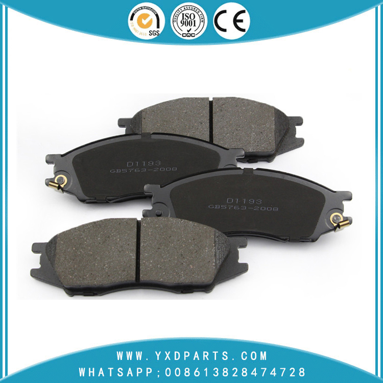Bosch car Brake pad manufacturer oem 41060-6N091 for NISSAN SUNNY SENTRA MARCH EXPERT BLUEBIRD ALMERA AD