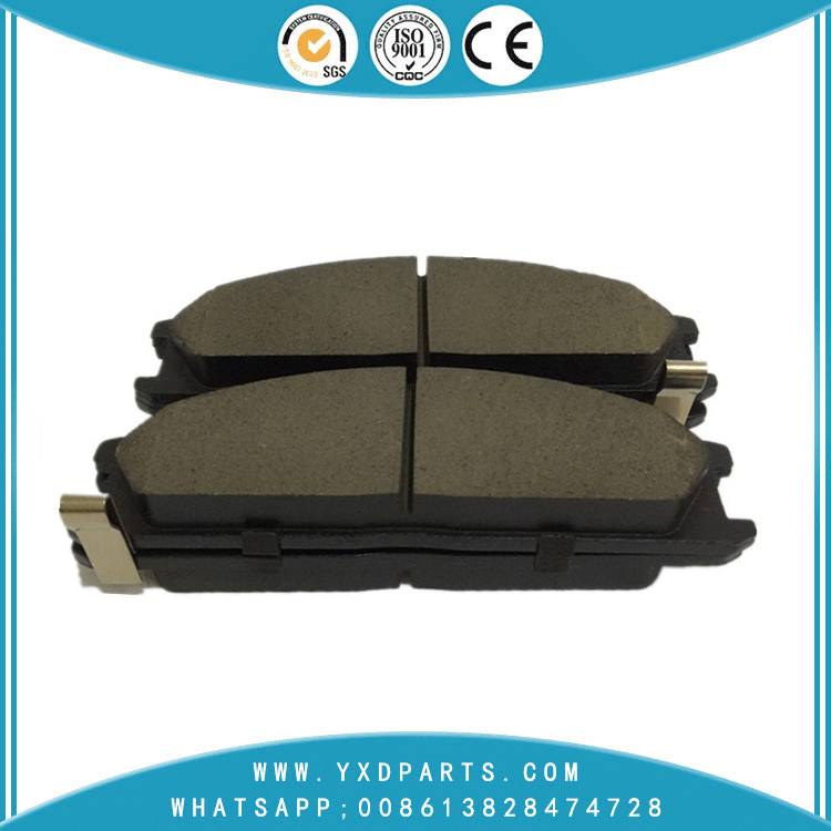 Bosch Brake pad oem 41060-6N091 for NISSAN PATROL GR