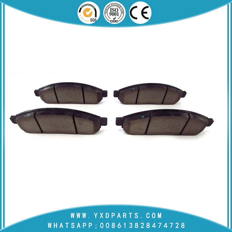 China brake pads factory wholesale oem 41060-ZP025 for NISSAN SUZUKI