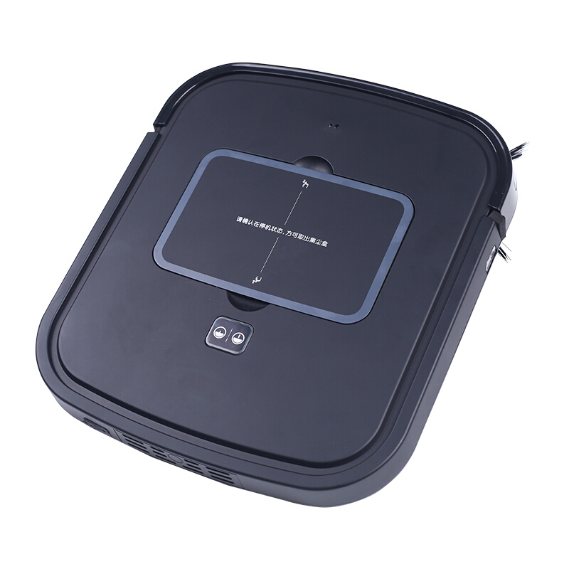 Robotic vacuum cleaner, ultra-thin 2.95cm robotic vacuum cleaner with gyro navigation