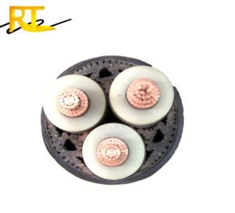 High Voltage Copper Core Power Cable
