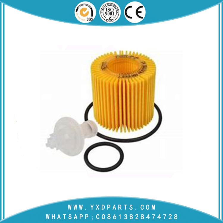 China factory TOYOTA 04152-37010 oil filter manufacturers