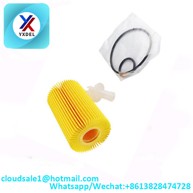for Japanese Car for TOYOTA LEXUS LX570 oil filter 04152-38020 oil filter China factory