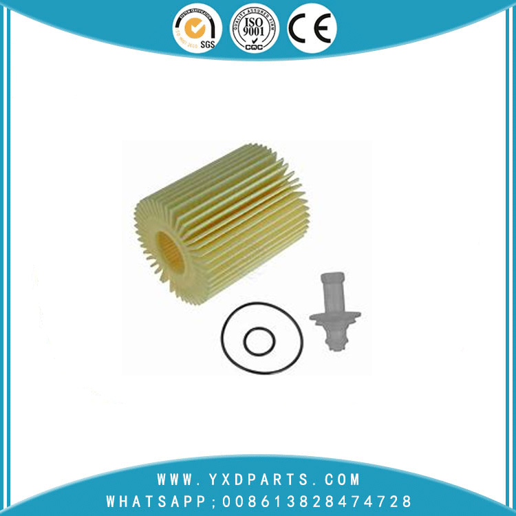 China manufacturer Top quality 04152-YZZA5 Oil filter for Toyota Lexus, hydraulic oil filter