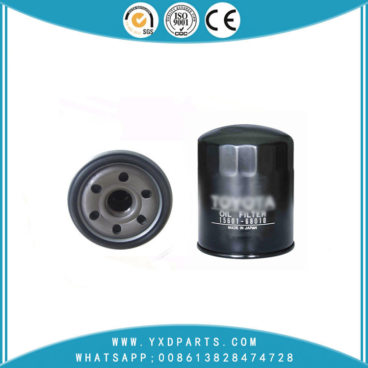 High quality15601-68010 toyota oil filter