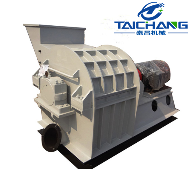 Multifunctional Wood Grinding Hammer Mill Crusher