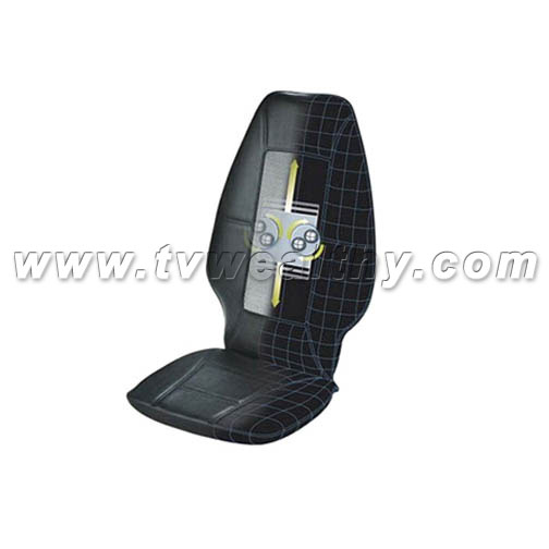 Shiatsu Moving Massage Chair Cushion