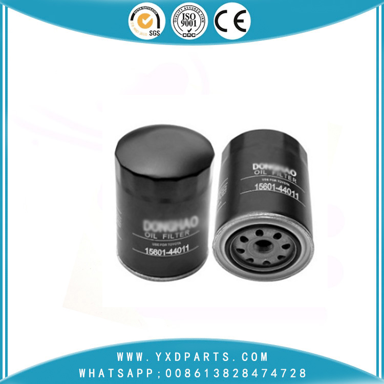 High performance Auto Oil Filter used for Toyota 15601-44011 Oil filter factoryHigh performance Auto Oil Filter used for Toyota 15601-44011 Oil filter factory