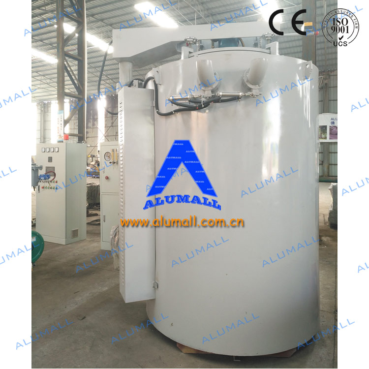 Advanced Control Die Nitriding Oven