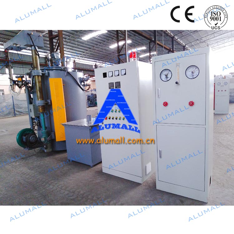 Batch Type Gas Extrusion Die Nitriding Furnace
