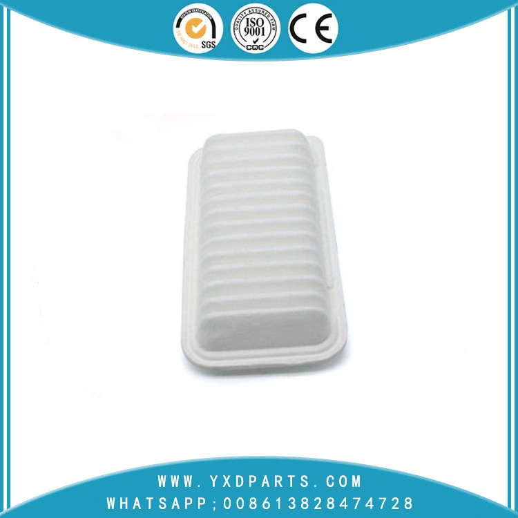 manufacturer wholesale 17801-28030 japanese car air filter for toyota