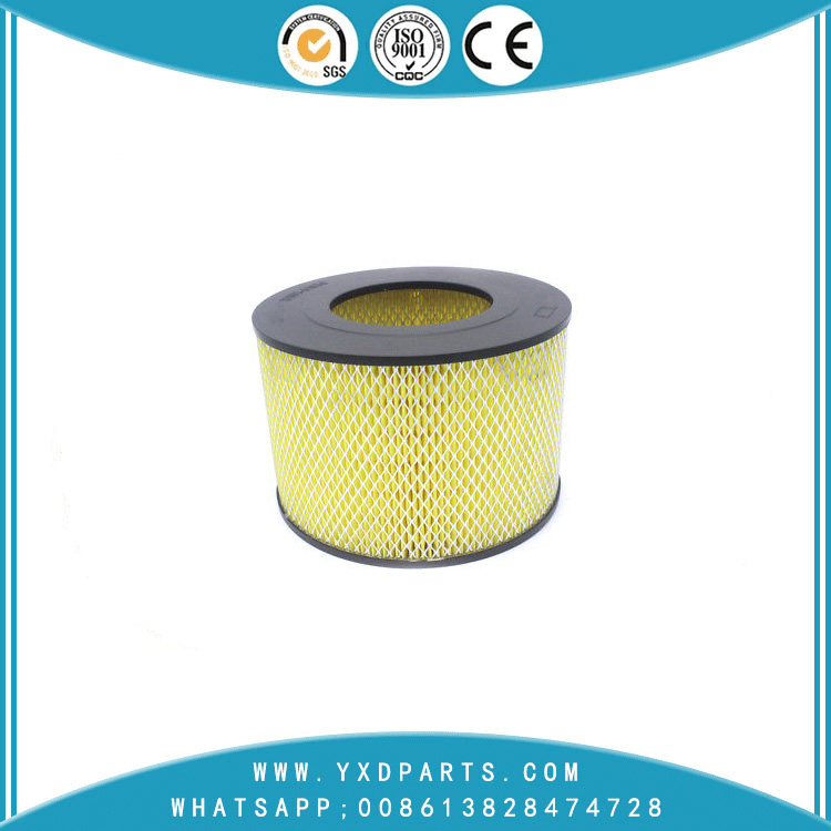 manufacturer Air filter 17801-61030  for Japanese car, light-duty truck