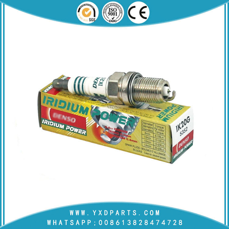 bujia denso spark plugs spare parts IK20G 5352